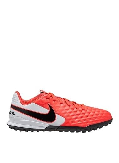 Nike Nike JR Legend 8 Academy TF Halı Saha Ayakkabısı Kırmızı